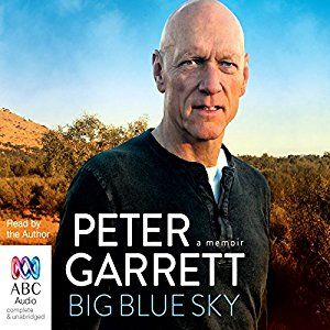 Peter Garrett's life has been passionately lived and in 'Big Blue Sky' he writes movingly about his lifelong mission to protect the environment and his love for his country. Provocative and inspiring, this memoir goes to the heart of a remarkable Australian and raises questions crucial to us all.