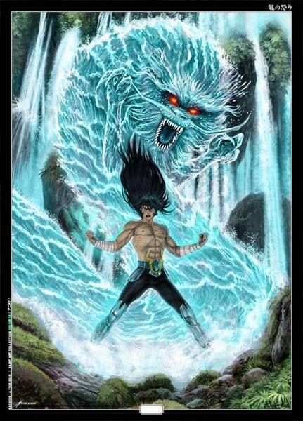 Shiryu de Dragão.