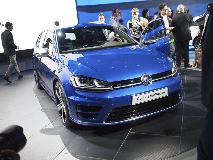 VAG Attack -- Porsche, Volkswagen, and Audi at the LA Auto Show 2014