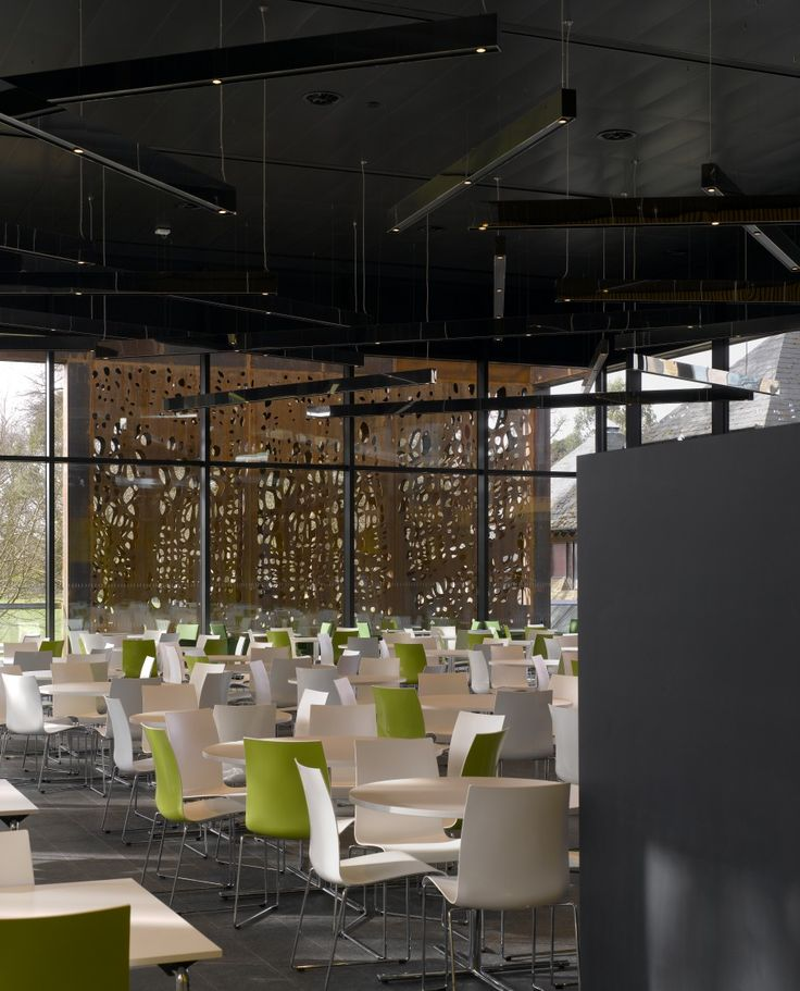 The Terrace restaurant, John Henry Brookes Building @oxford_brookes
