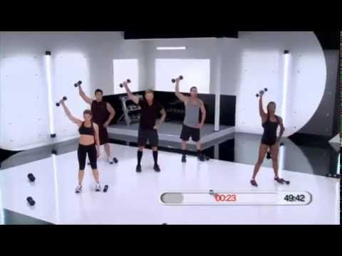 Bob Harper - Total Body Transformation Workout - 62 min. Боб Харпер - YouTube
