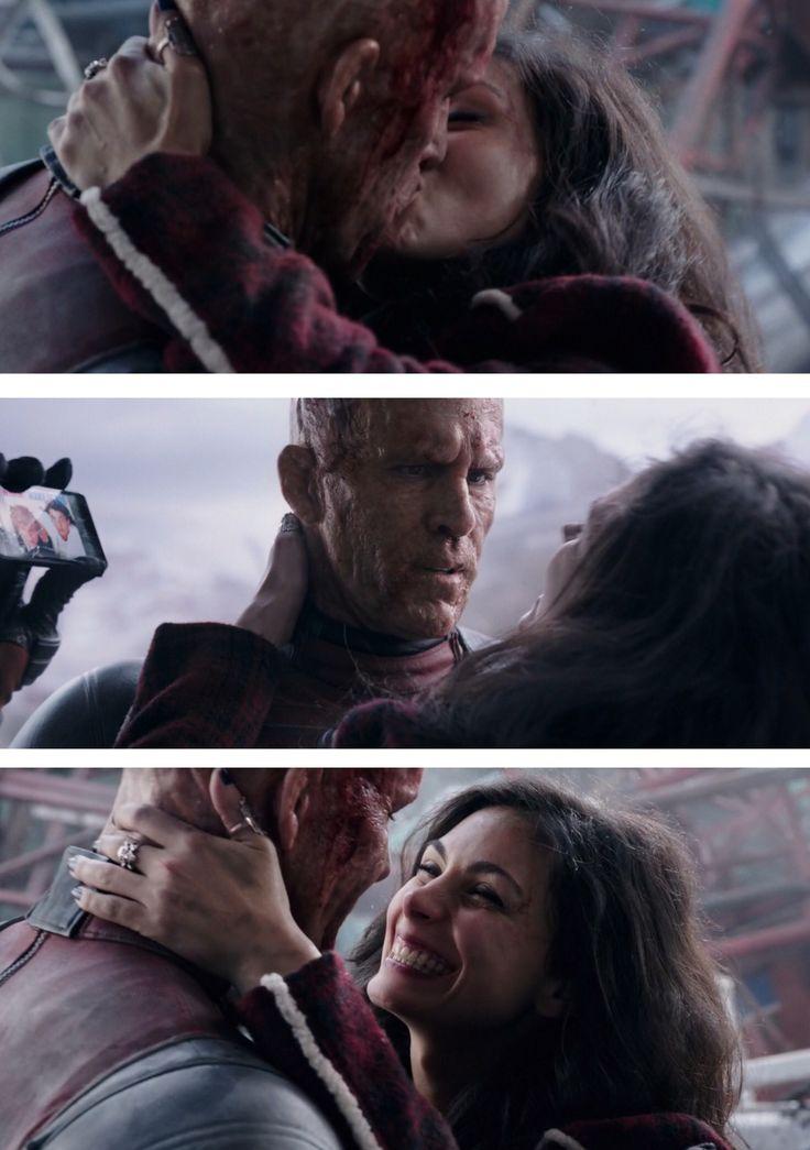 Wade & Vanessa -  Deadpool movie