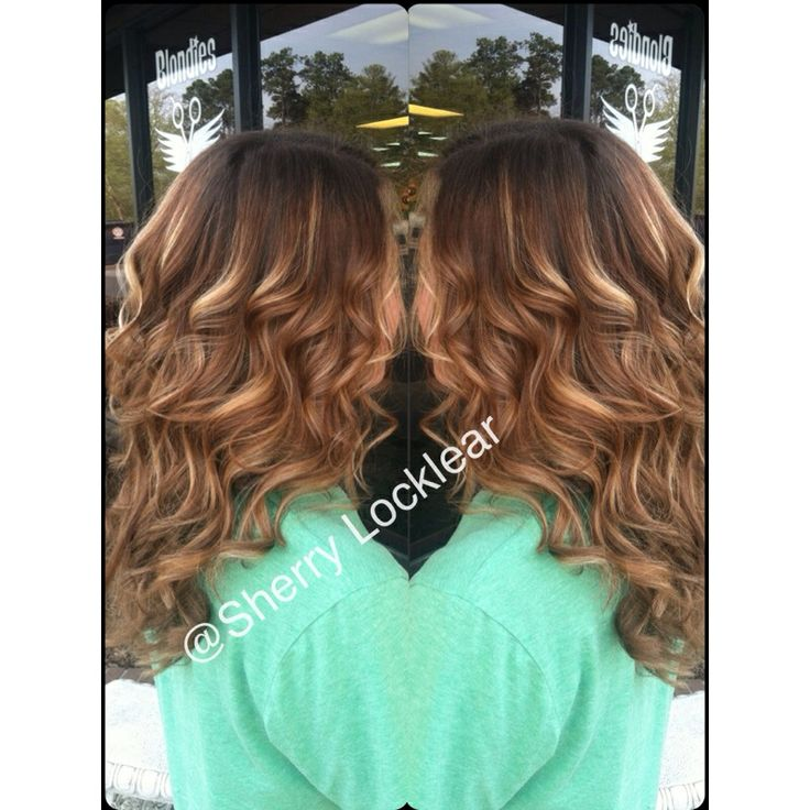 Hair by Sherry Locklear at Blondies Hair Salon (864) 226-3030 Snlocklear@att.net #hair #balayge #ombre #salon #style #color #subtle