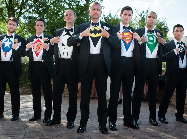 #nunta #supereroi #idei #creative