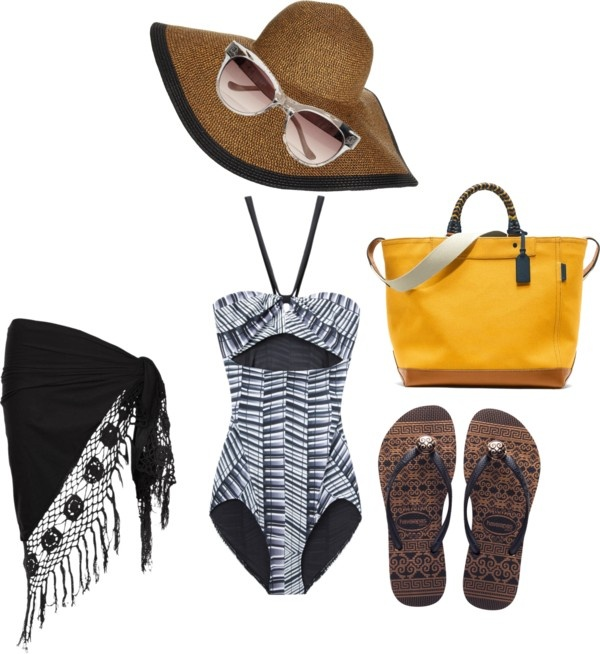 """""""Ready for Fun in the Sun"""" by barbara-nonegativeoptions-gillespie on Polyvore"""