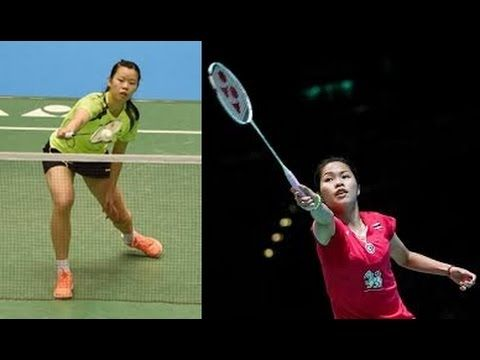 [HD] Final - Badminton Asia Champs 2015 - Ratchanok Intanon vs Li Xuerui