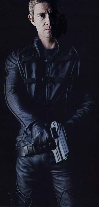 Dr Watson - the Soldier - Martin Freeman