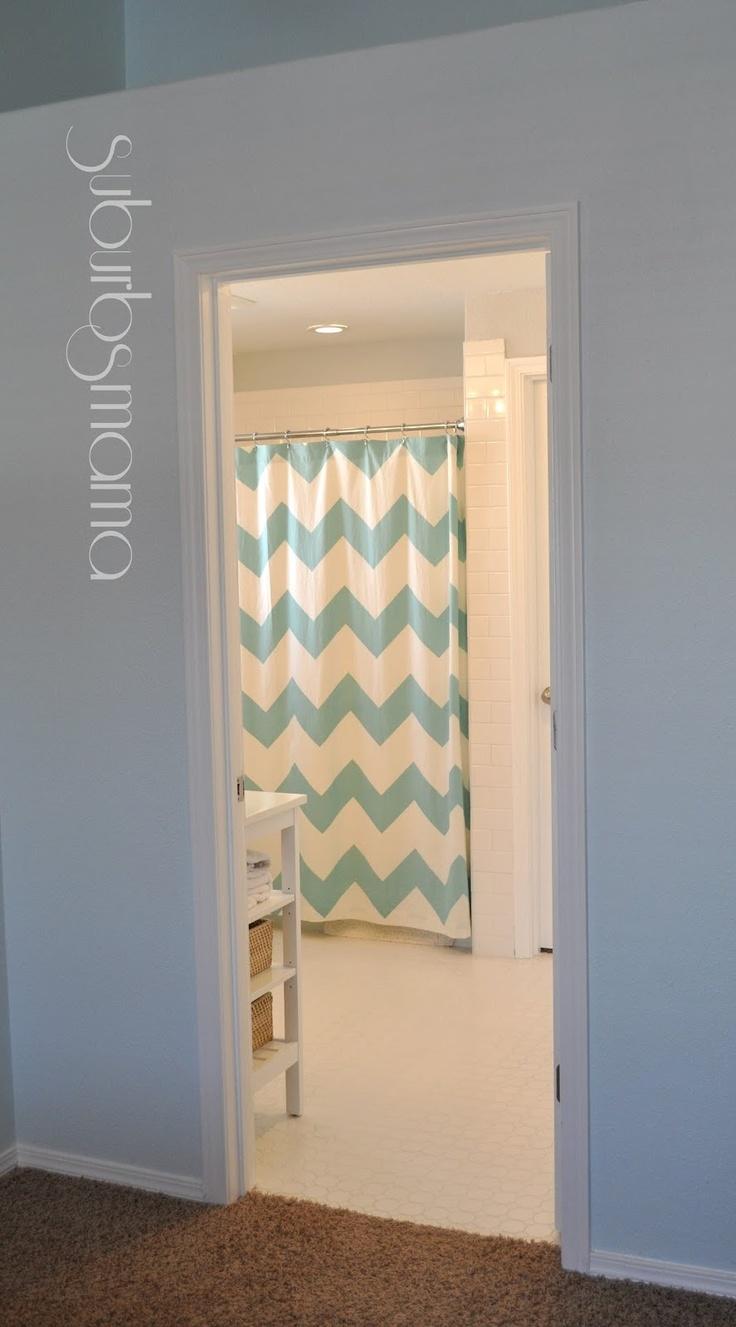 25 best guest bath makeover images on pinterest bathroom ideas shower curtain