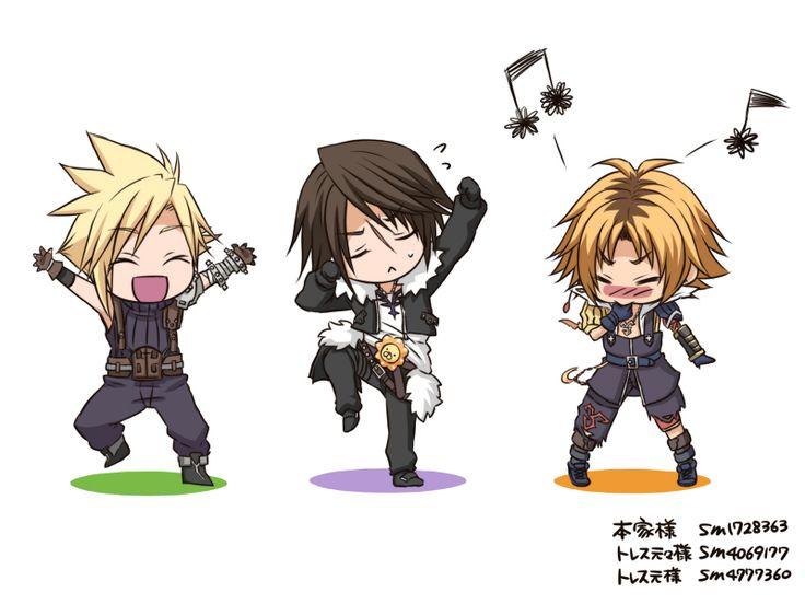 Final Fantasy VII  Chi...