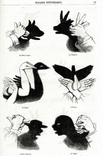 """Hand Shadows II 