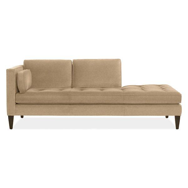 """Room & Board - Hutton 87"""" Left-Back Sofa"""