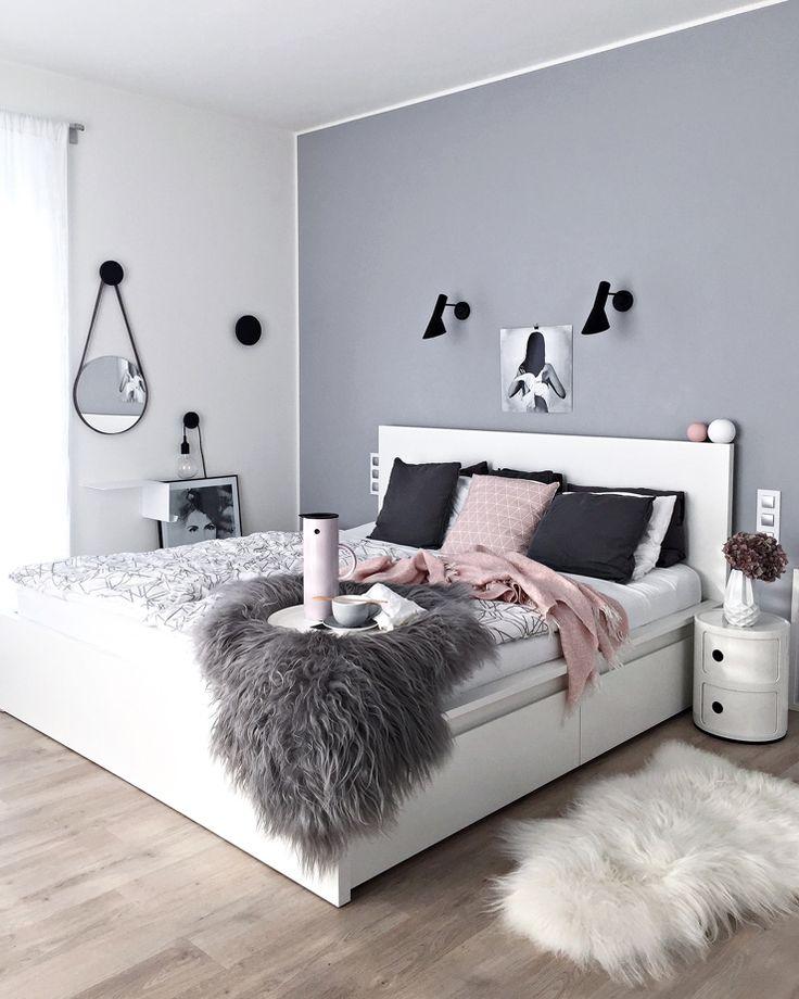 347 best bedroom images on Pinterest | Bedroom ideas, Bedroom decor ...