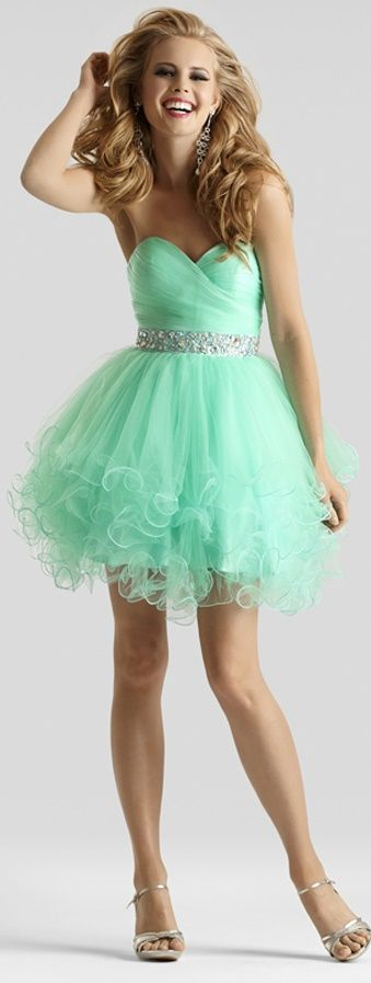 Clarisse Homecoming Dress 2014
