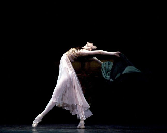 Irina Dvorovenko, American Ballet Theatre (She gave her final performance with ABT on May 18, 2013)