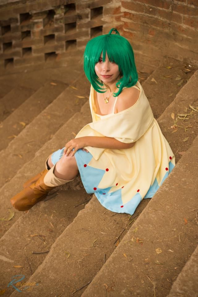 Ranka lee  Macross frontier