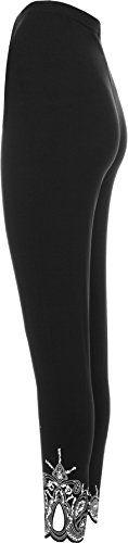 British Ladies Stretch Sequin Leggings Plus Sizes 12-26 #British #UK #FashionBug #PlusSize #Pants #Capris #Curvy