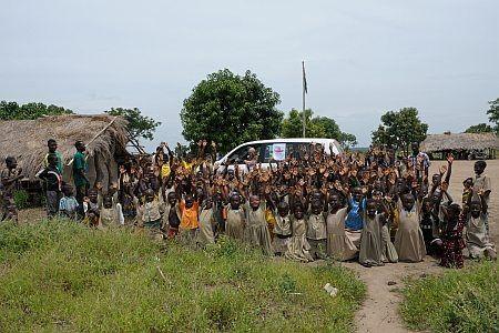 Bytomianin na misjach w Afryce | Życie Bytomskie