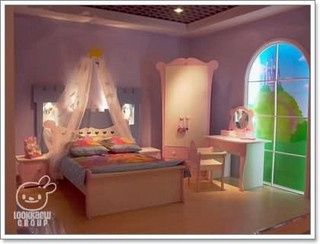 Disney Bedroom By Yuminaee, Via Flickr