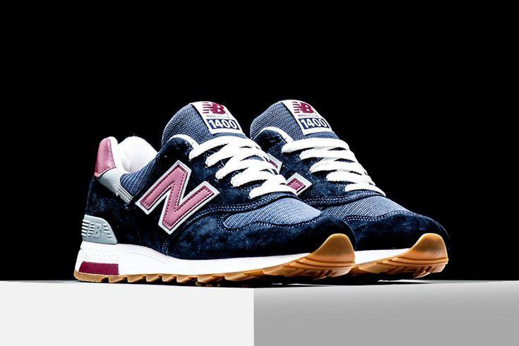 "New Balance 1400 ""Carbon Blue"""
