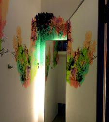 Wall' art - Inès katamso' s artwork