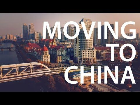 MOVING TO CHINA // LEAVING LONDON - YouTube