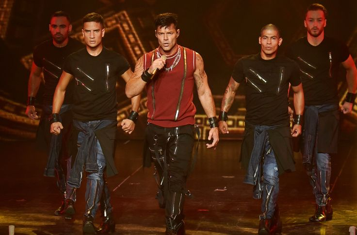 Latin music's biggest stars celebrated Mexican Independence with multiple concerts in Las Vegas Sept. 15 and 16. Here are our exclusive photos of shows by Ricky Martin, Marc Anthony, Miguel Bose, Mana and more.