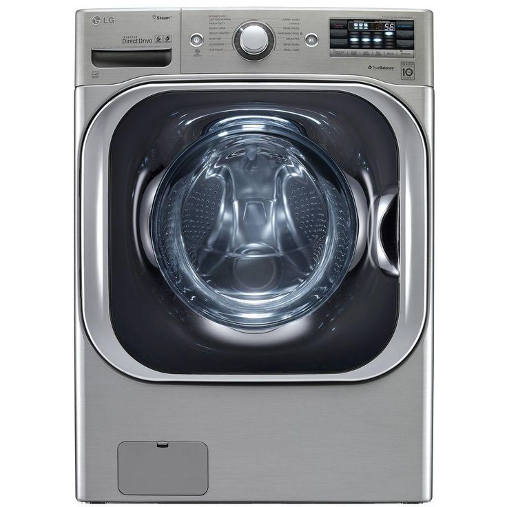 Captivating High Efficiency Front Load Washer With Steam And