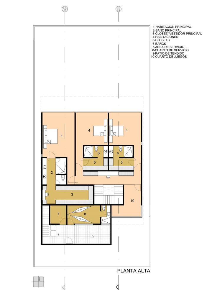 Imagen 31 de 34 de la galería de Casa Abierta / R79. Planta 2