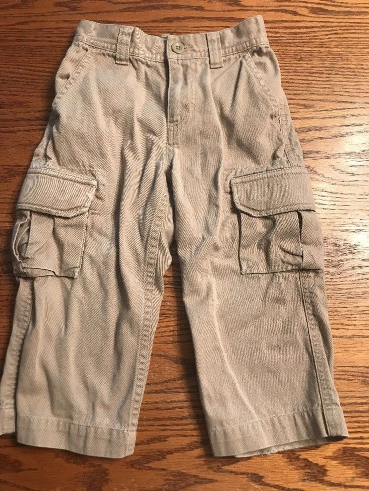 Polo, Ralph Lauren Toddler Boys Size 2T Tan Chino Cargo Pants .99 Start Up Auct  | eBay