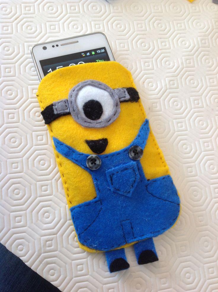 Ha....character phone cases