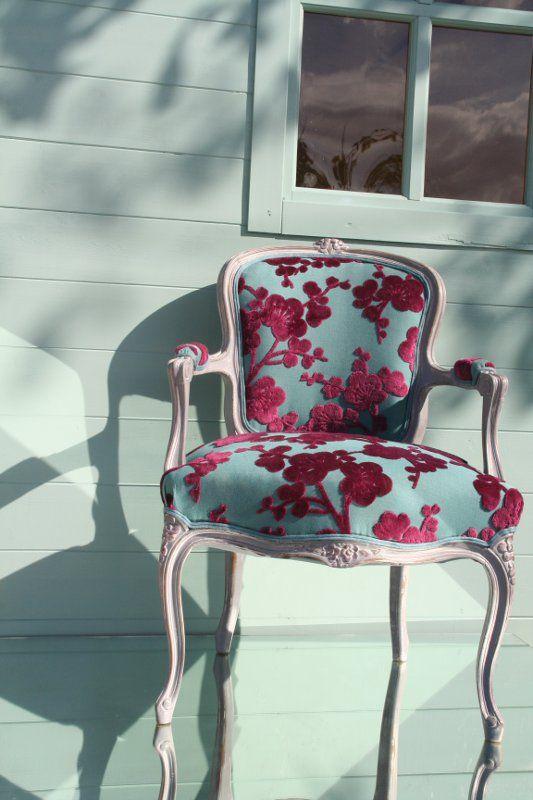 Les 12 meilleures images propos de voltaire - Restauration fauteuil voltaire ...