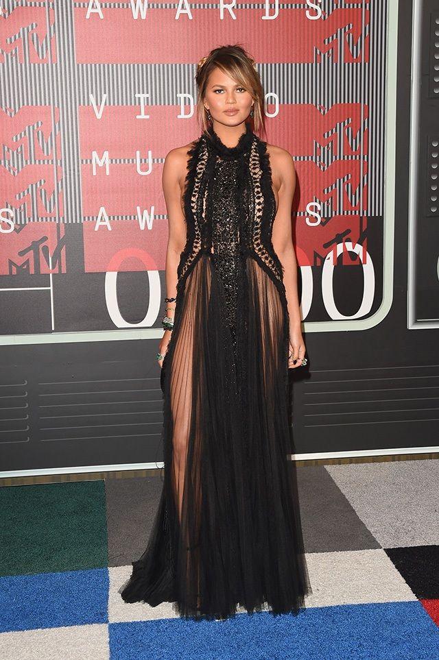 Chrissy Teigen   2015 MTV VMA Best Looks