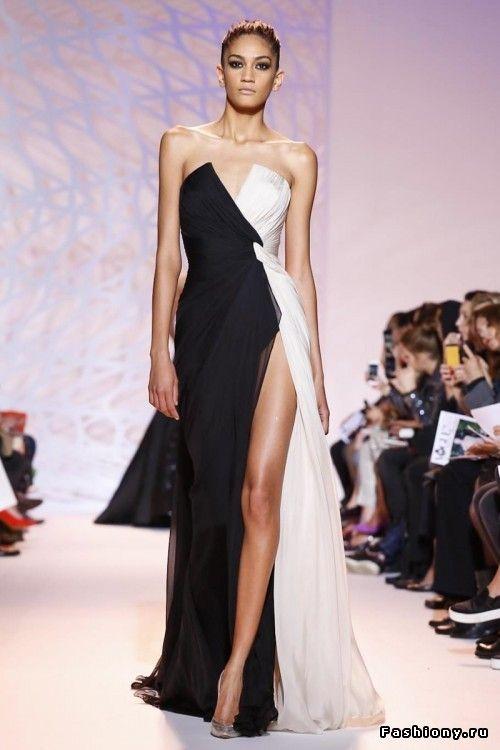 Zuhair Murad Haute Couture Осень-Зима 2014-2015