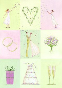 Roger la Borde | Greeting Card by Mary Claire Smith (GC 1303)
