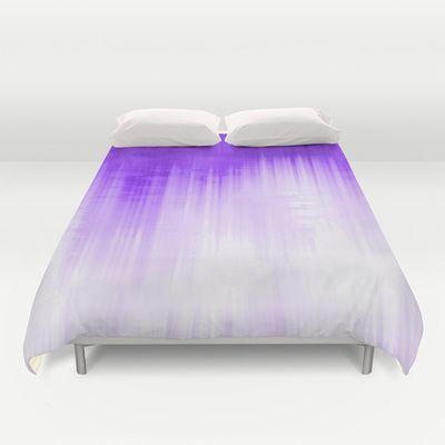 Purple Duvet Cover
