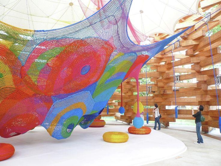 Woods of Net  / Tezuka Architects