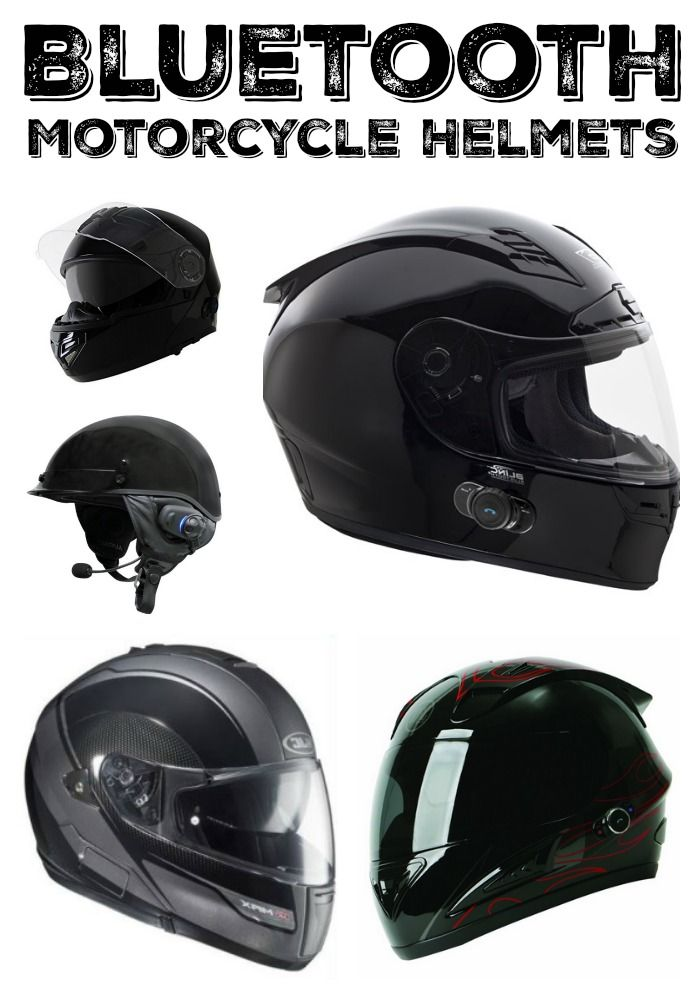 Bluetooth Motorcycle Helmets for 2016