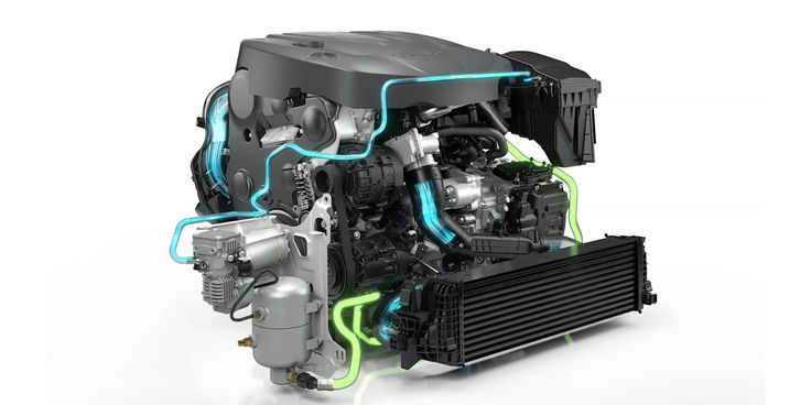 Volvo's Diesel Turbo Lag Solution Is Compressed Air - RoadandTrack.com