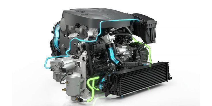 Volvo's Diesel Turbo Lag Solution Is Compressed Air - RoadandTrack.com