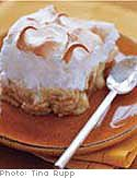 Maya Angelou's Banana Pudding (looks like the Summit Club's version--I would serve it warm like they do)