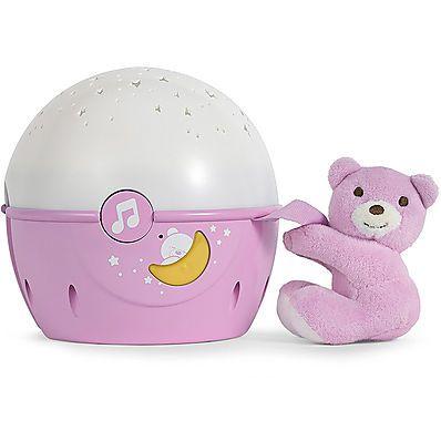 LINK: http://ift.tt/2q5hTQ5 - PROIETTORE LETTINO BAMBINI FIRST DREAM ROSA #giochi #infanziaeneonati #giostrine #chicco => Con sensore sonoro: si riattiva se il bambino piange 3 effetti luminosi - LINK: http://ift.tt/2q5hTQ5