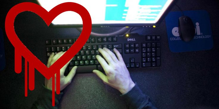 Techinline was NOT affected by Heartbleed, but many websites were.  The Heartbleed Bug Is Mostly Fixed, But There Are Still More Than 20,000 Websites Vulnerable