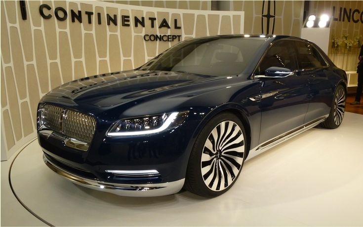 """It""""s been too long that Lincoln did not produce real luxury vehicles, we pamper those who are driven by a chauffeur. To finally close this gap, this is the Lincoln Continental Concept, its official nomenclature, which, according to the representatives, is very close to the vehicle production that we will see next year.   #auto #Auto Shows #autoes #back to the future #car #cars guide #Lincoln Continental Concept 2015 #New York #The Car Guide #the cars #vehicle"""