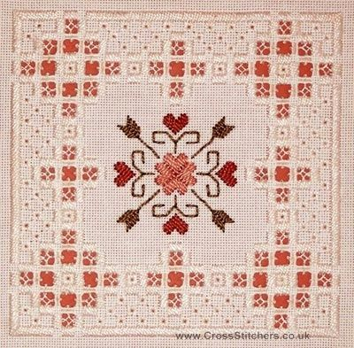 HARDANGER EMBROIDERY STITCHES | Embroidery Designs