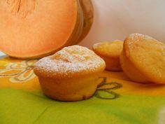 Muffin zucca e yogurt, ricetta dolce lievitata