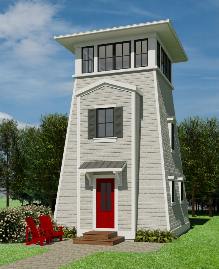 Tiny Home Designs: Cabin/tree House/ Shipping Container