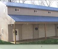 Stick Built Pole Barn #AmishBuilt #Barn #Garage http://mdsheds.com/garages-baltimore-hand-built-amish-garages-barns-baltimore-county-md.php