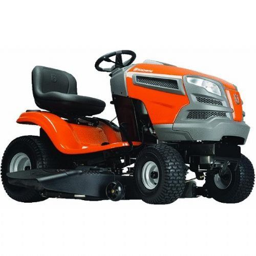 Husqvarna Yth22v46 22 Hp Hydro Pedal Yard Tractor, 46-Inch, 2015 Amazon Top Rated Riding Lawn Mowers & Tractors #Lawn&Patio