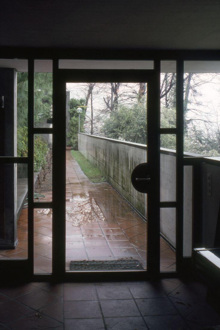 1975-77 Luigi Snozzi Casa Bianchetti Locarno-Monti - part II (part I) - via.