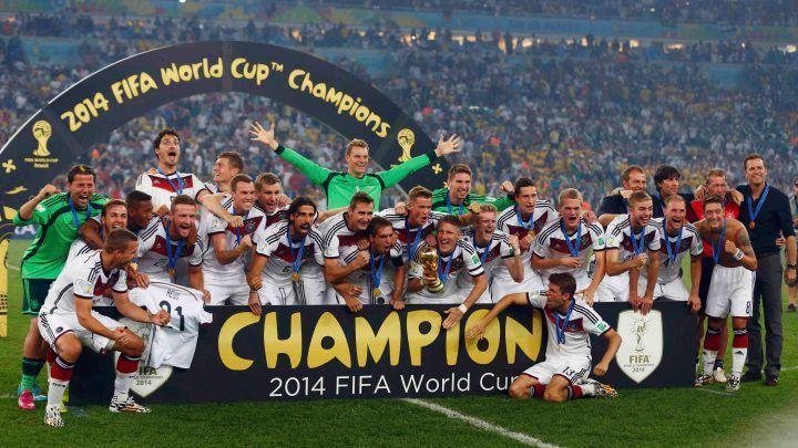 Götzes Geniestreich gegen Argentinien: Löws DFB-Team krönt sich zum Fußball-Weltmeister - n-tv.de